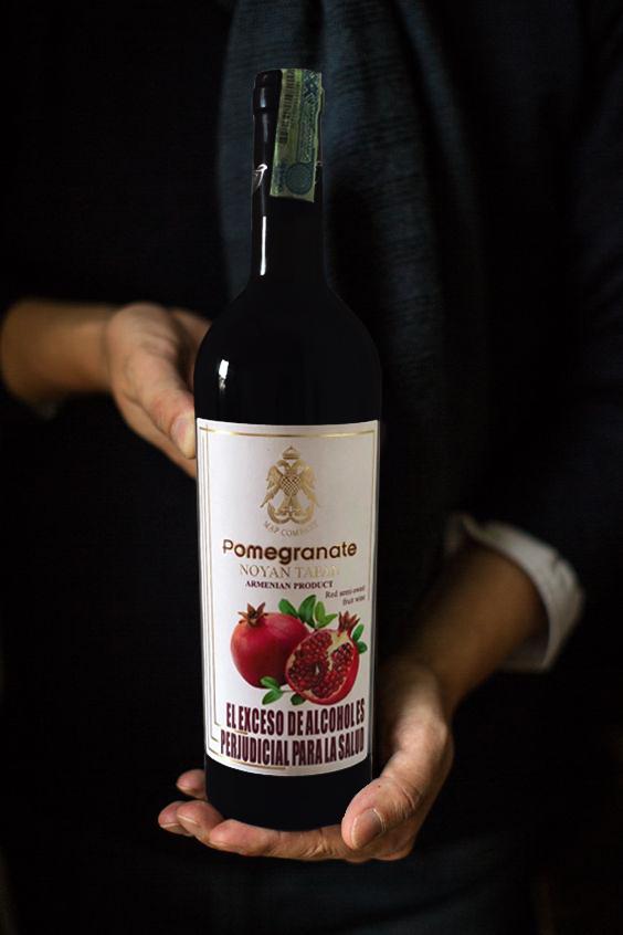 el mejor Vino de Granada Noyan